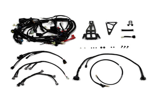 Yamaha R6 YEC GYTR WIRE HARNESS SET 17-20