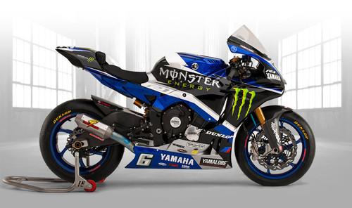 Yamaha R1 Superbike Bodyset