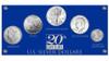 20TH Century Silver Dollar Set