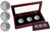 3-coin Peace Silver dollar set