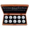 Morgan Silver Dollar 10-Coin Collection