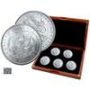 Morgan Silver Dollar Mint Mark Set