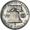 Franklin Half Dollar reverse