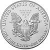 2018 Silver American Eagle Reverse