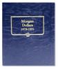 Whitman Album for Morgan Silver Dollars 1878-1891