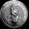 2020 2 oz Silver Lion