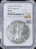 2019-W American Silver Eagle