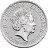 2021 Silver Britannia 1 oz