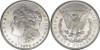 1878-CC Morgan Silver Dollar; Carson City Mint