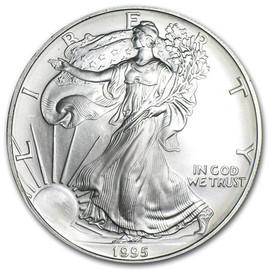 1995 American Eagle Silver Dollar