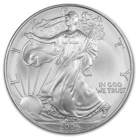 2006 American Eagle Silver Dollar