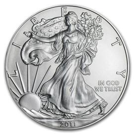 2011 American Eagle Silver Dollar
