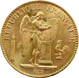 20-Franc Angel