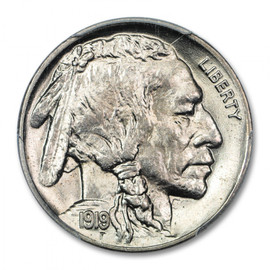 Buffalo Nickel