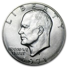 Eisenhower Silver Dollar Proof