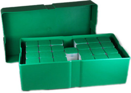 Green Monster Box with Mint Tubes (empty box and tubes)
