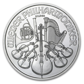 2016 Silver Philharmonic obverse