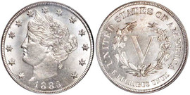 Liberty Head V Nickel
