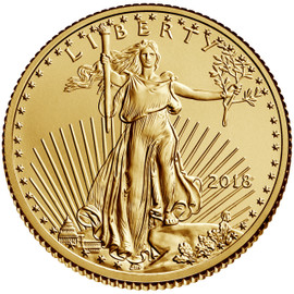Ten Dollar Gold Eagle 2018