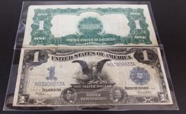 $1 Black Eagle