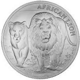 2016 Chad Lion Silver
