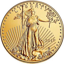 2019 $10 Gold Eagle