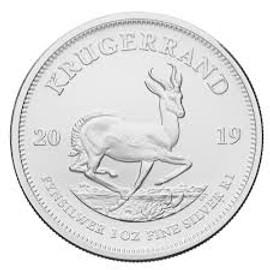 2019 Silver Krugerrand
