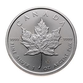 2020 Silver Maple Leaf