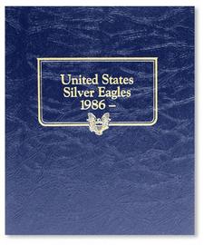 Whitman Silver Eagle Album 1986-2020