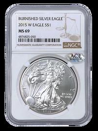 2015-W American Silver Eagle