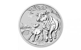 2021 Ox Half Dollar