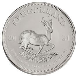 2021 Silver Krugerrand