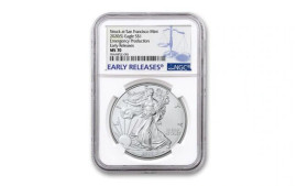 2020 (S) Silver Eagle- Emergency Production
