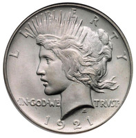 The 1921 Peace Silver Dollar: A Reintroduction