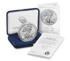 The 2019-S Enhanced Reverse Proof Silver Eagle- A Game Changer