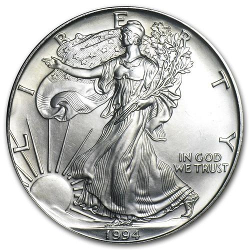 1994 American Eagle Silver Dollar