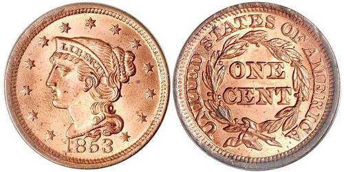 Large Cent