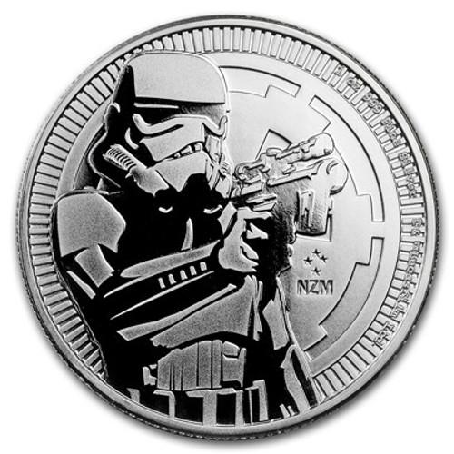 2018 Silver Stormtrooper