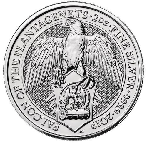 2019 Silver Falcon 2 oz