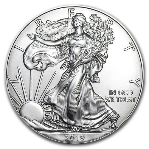 2019 Silver Eagle Roll