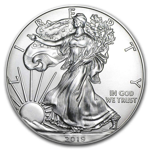 2019 Silver in Velvet Collector's Pouch