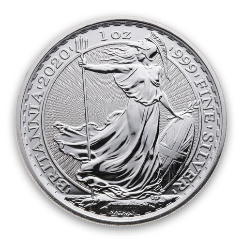 2020 Silver Britannia