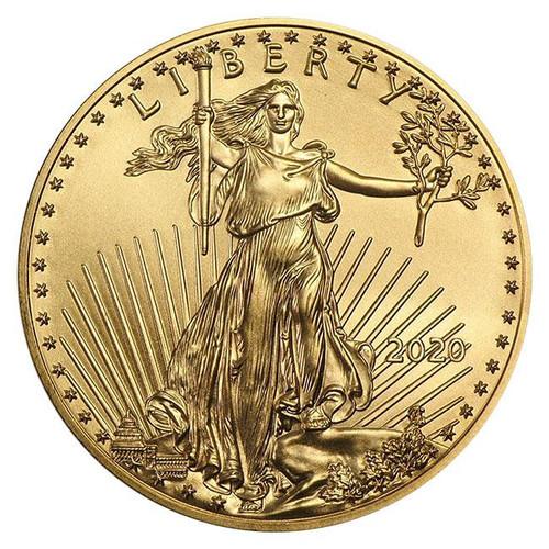 2020 $10 Gold