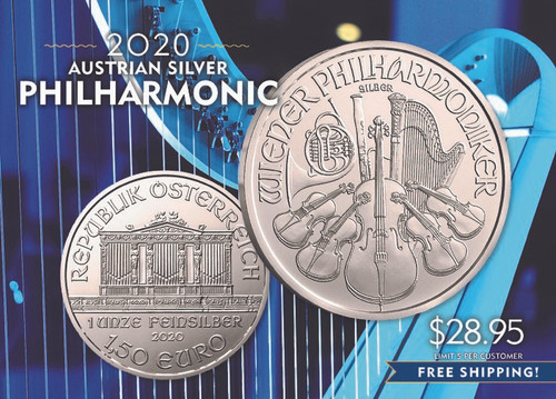 2020 Austrian Silver Philharmonic