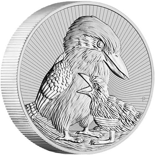 2020 2 oz Kookaburra