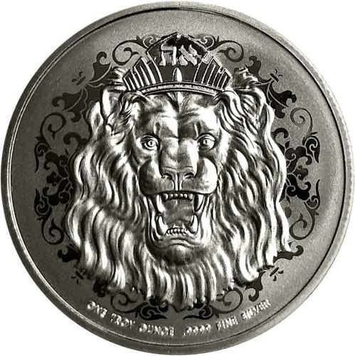 2021 Roaring Lion Silver