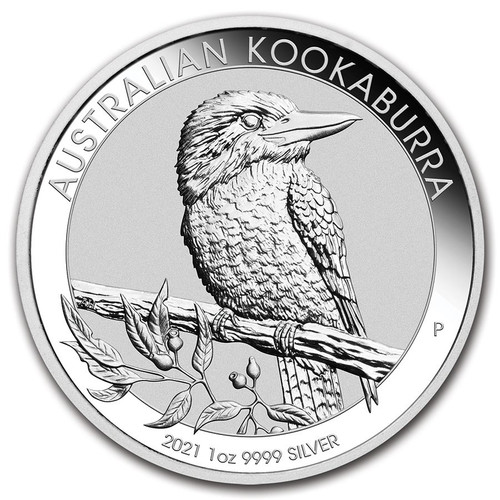 2021 Silver Kookaburra