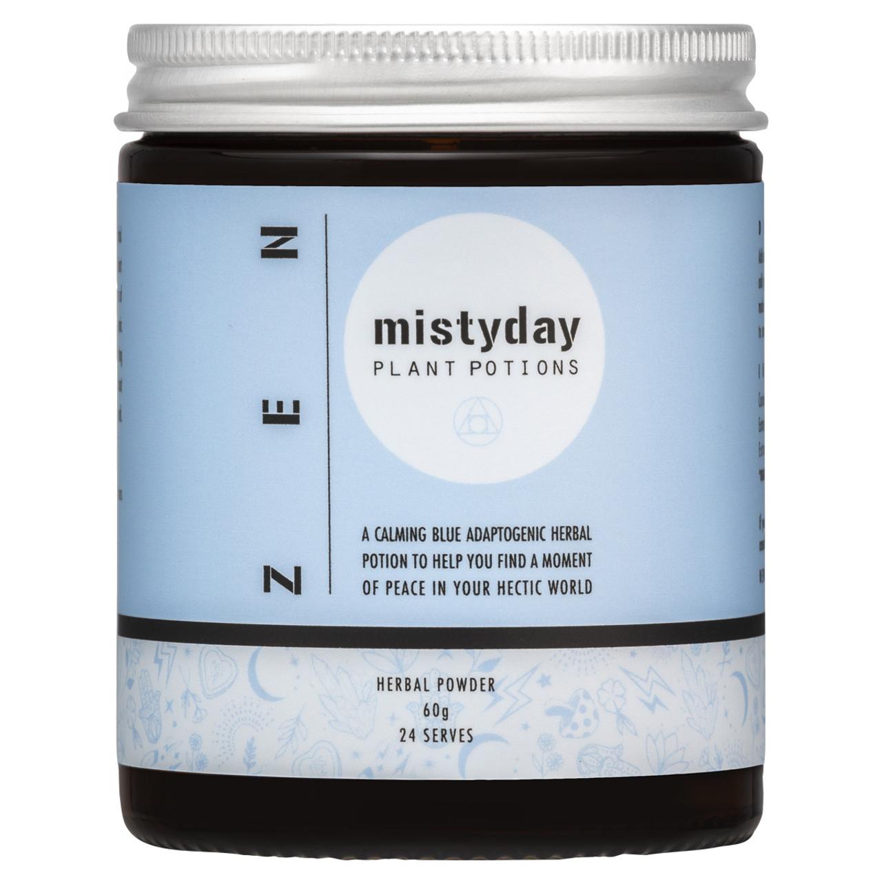 Misty Day Plant Potions - Zen