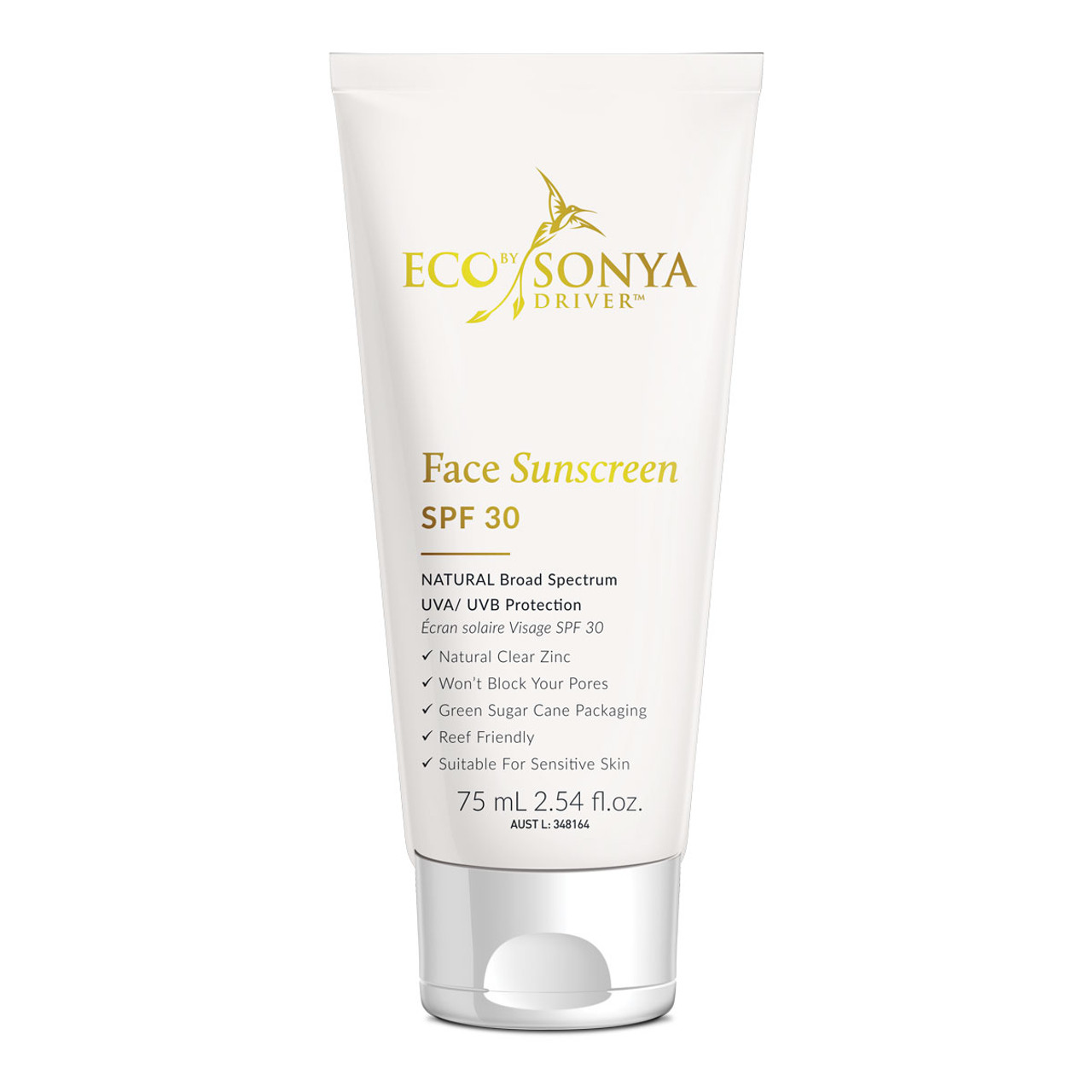 Eco By Sonya Face Sunscreen SPF30