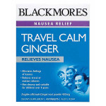 Travel Calm Ginger